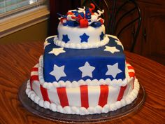 4 july cake  | Email This BlogThis! Share to Twitter Share to Facebook