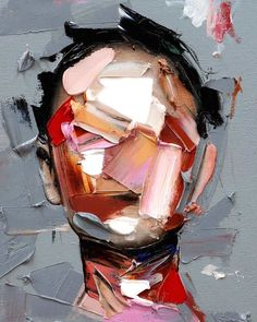 What is Your Painting Style? How do you find your own painting style? What is your painting style? Is there a way to make sure you have it? Art Inspo, Painting Inspiration, Daily Inspiration, Abstract Portrait, Portrait Art, Abstract Paintings, Modern Abstract Art, Acrylic Face Painting, Knife Painting