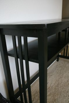 How to Paint Laminate Furniture #painting #furniture @Emily