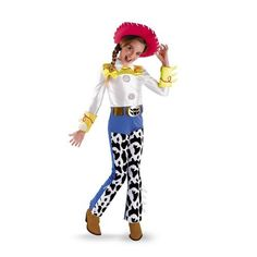 Disguise Inc Licensed Jessie New Deluxe Costume