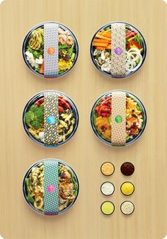 Here you go Mukai maki-san salads. lovely salad #packaging PD