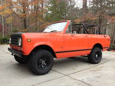International Harvester Scout Scout II