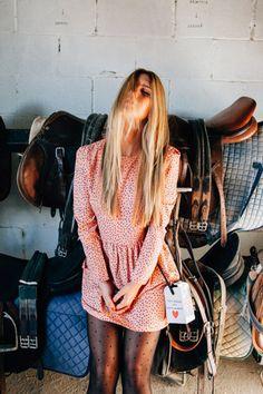 Bon Vivant - Indestructible Factory Dresses With Sleeves, Long Sleeve, Editorial, Fashion, Dress Clothes, Fotografia, Moda, Sleeve Dresses, Long Dress Patterns
