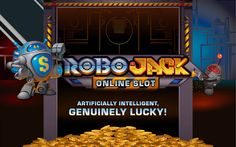 Robo Jack Online Slot Game Frosted Flakes, Slot, Product Launch, Games, Gaming, Plays, Game, Toys