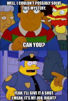Who Shot Mr. Burns?