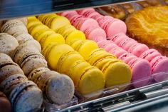 Hey New Yorkers: celebrate Macaron Day today (3/20) and find out where you can get free macarons all over NYC!
