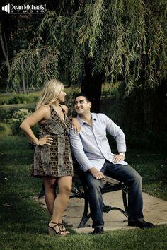 Lexie & David's August 2013 #engagement shoot at Verona Park! (photo by deanmichaelstudio.com) #deanmichaelstudio #njwedding #wedding #njengagement #photography