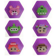 Tsum Tsum Toy Story perler beads by _yuuumiiiiiii_