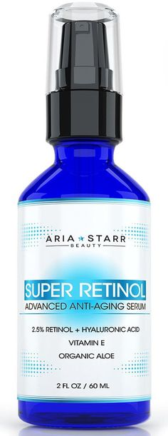 Retinol will reduce signs of aging by helping your skin produce collagen, a natural component of the dermis that gives skin its youthful, full appearance.  Boosting of collagen production will stimulate cell turnover. https://www.ariastarrbeauty.com/
