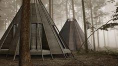 Teepee Cabin