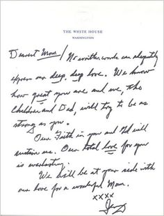 love letter from President Gerald Ford (and children) to his wife Betty after diagnosed with cancer in 12 Hand-Written Love Letters From Famous People, From Henry VIII To Michael Jordan Love Letters Quotes, Letters Of Note, John Keats, Johnny Cash, Old Love, Great Love, Betty Ford, Handwriting Analysis, Dear Mom