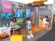 Pabellón Stands de Exhibición - Stand SPDA.