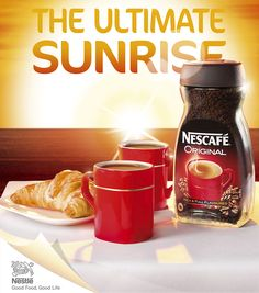 nescafe advertisement - Google Search