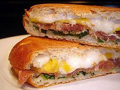 Classic Julia Child Recipes panini yummmmm