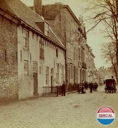Dokkade Vlissingen (jaartal: Voor 1900) - Foto's SERC