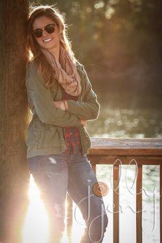 Girl senior portrait idea | senior portrait | smith mountain lake ,va