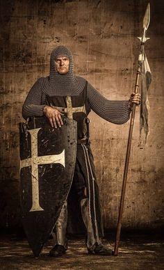 Os cavaleiros Hospitalários também desempenharam papel importante na Batalha de Montgisard. Após o combate, os cristãos feridos ficaram aos seus cuidados, em Jerusalém.