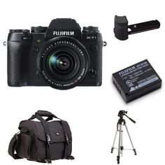Fujifilm X-T1/XF18-55 mm F2.8-4.0 R LM OIS - 16MP Mirrorl…