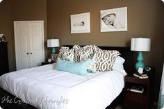 Quiver Tan- Sherwin Williams- for Master Bedroom
