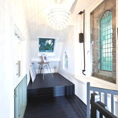 Church conversion in The Netherlands: God's Loftstory