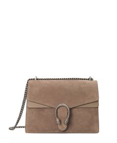 Gucci Dionysus Taupe Suede Bag Large | I NEED this bag, it physically pains me not to buy it!!!