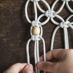 Macrame All the Things! Brilliant tutorial