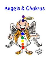 Angel Healing and your Chakras.