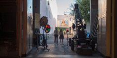 Un café en Warner Bros. Studios