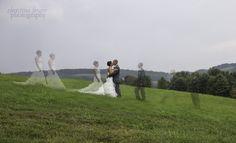Creative wedding photography <3
