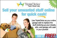 Have a online Garage Sale