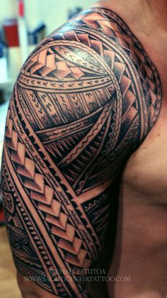 Norwegian Viking Tattoos Viking tattoos by peter walrus