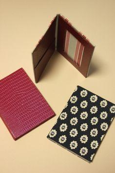 パスモケースの作り方|カルトナージュ|紙小物・ラッピング|アトリエ