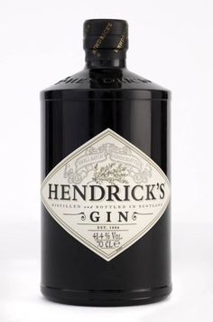 a very good gin...