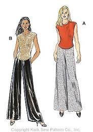 Bildergebnis für palazzo pants patterns free