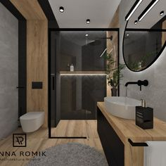 Dream Bathrooms, Beautiful Bathrooms, Small Bathroom, Budget Bathroom, Basement Bathroom, Master Bathroom, Bathroom Design Luxury, Modern Bathroom Design, Home Room Design