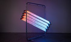 New York based artist James Clar explores in his light sculptures various possibilities of visual representations and the consequences of technology's unyielding presence. Among the artist's wide range of pieces, it's possible to focus on his light installations as stand-alone pieces or, better yet, as a solid body of work.