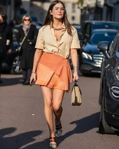 Stuck in a style rut? Let these 31 fashionable ladies inspire your wardrobe all month long. #outfits #fashion #August August Outfits, Sea Dress, Free People Jacket, Best Wear, Street Style Looks, Night Outfits, Trendy Outfits, Fashion Forward, What To Wear