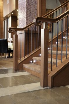 industrial and wood staircases - Google Search