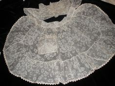 Chiffon with Gold Trim...Wow This Apron Will by ThatRetroShop, $22.00
