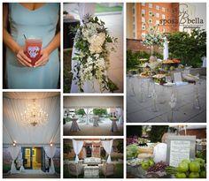 love the wedding monogram by Allison Banks