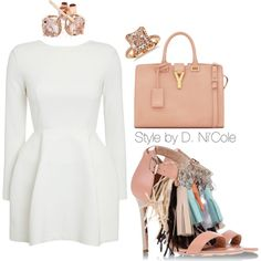 """Untitled #1072"" by stylebydnicole on Polyvore"