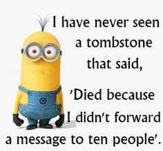 33 So Funny Minion Quotes and Pictures #minionpics #funnyminions #minionpics #minionfans #minions