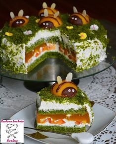 Sweet Recipes, Cake Recipes, Types Of Cakes, Weight Loss Smoothies, Baking Tips, Yummy Cakes, Cupcake Cakes, Food And Drink, Sweets