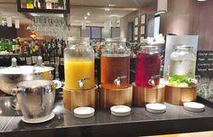 Emma Victoria Stokes AC Hotels Marriott Breakfast Buffet More
