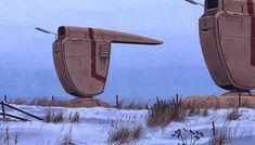 Creative Art, Simon, St, Lenhag, and Gallery image ideas & inspiration on Designspiration Star Wars Concept Art, Concept Art World, Science Fiction, The Mind's Eye, World Of Tomorrow, Futuristic Technology, Environment Design, Environmental Art, Sci Fi Art