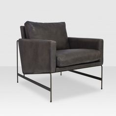 Living: Elte - Matheus Arm Chair Outdoor Chairs, Outdoor Furniture, Italy House, Kitchen Fixtures, Furniture Sale, Grey Leather, Family Room, Accent Chairs, Upholstery