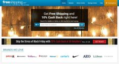 Why I Use AD FreeShipping.com to Save on Holiday Spending #LoveFreeShipping