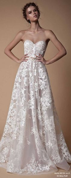 Berta MUSE Wedding Dress Collection2018 – Hi Miss Puff