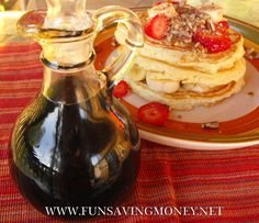Syrup Recipe
