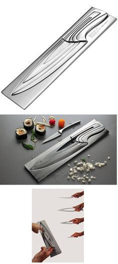 This is cooI like my Pampered Chef knives but this is just too cool!